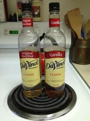 DaVinci Flavor Syrup