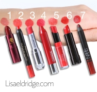 Lisa Eldridge Summer Reds