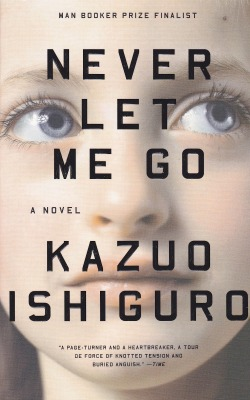 never let me go by kazuo ishaguro