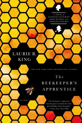 The Beekeepers Apprentice by Laurie R King