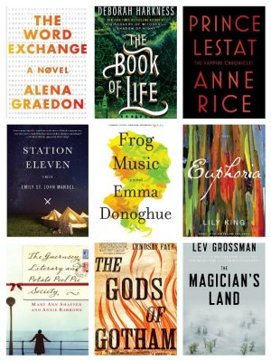 2014 Library of Alexandra Awards: Fiction