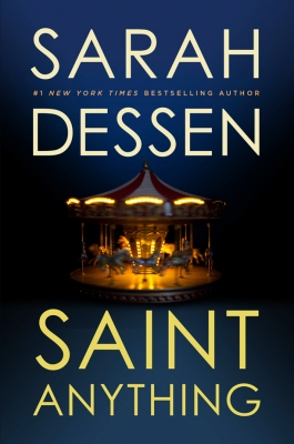 Saint Anything by Sarah Dessen