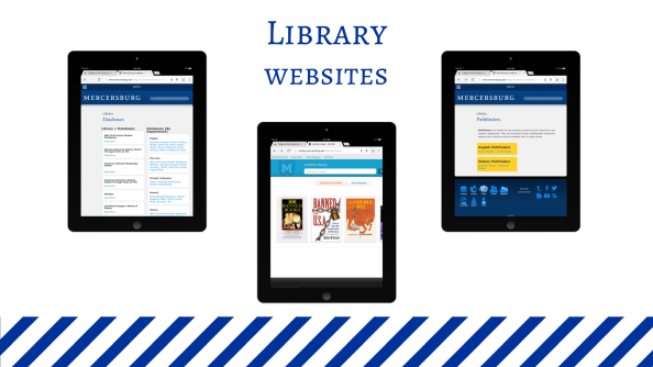 library websites
